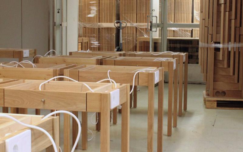 Tripla-pöydät